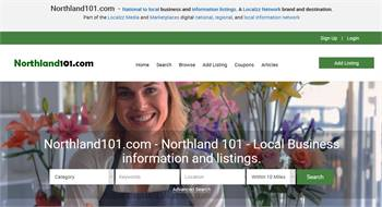 Northland101.com  - National to local business and information listings.